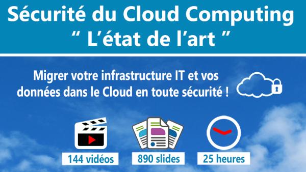Sécurité du Cloud - L'état de l'art 1