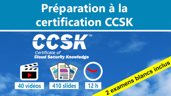 Formation CCSK 1