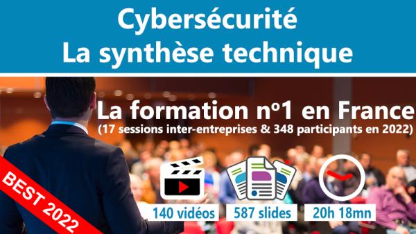 Cybersécurité synthèse technique 1