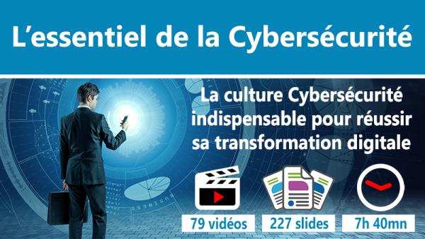 L'essentiel de la Cybersécurité 1